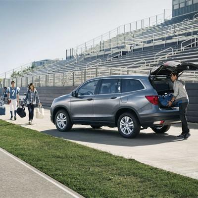 2018 Honda Pilot Family Technology Features