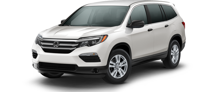New 2018 Honda  Pilot EX | FWD | CVT Automatic at DCH Honda of Mission Valley