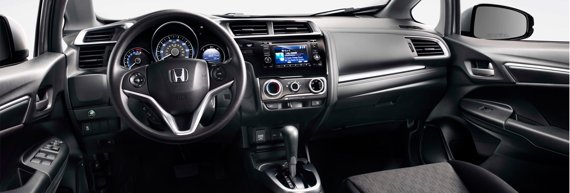 New 2020 Honda Fit Interior