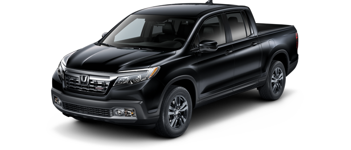 New 2018 Honda  Ridgeline  at DCH Honda Of Mission Valley