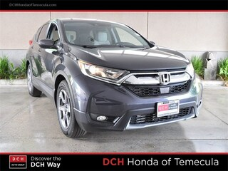 New 2019 Honda CR-V EX 2WD SUV Temecula, CA