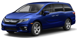 2017 Honda Odyssey for sale at DCH Honda of Temecula