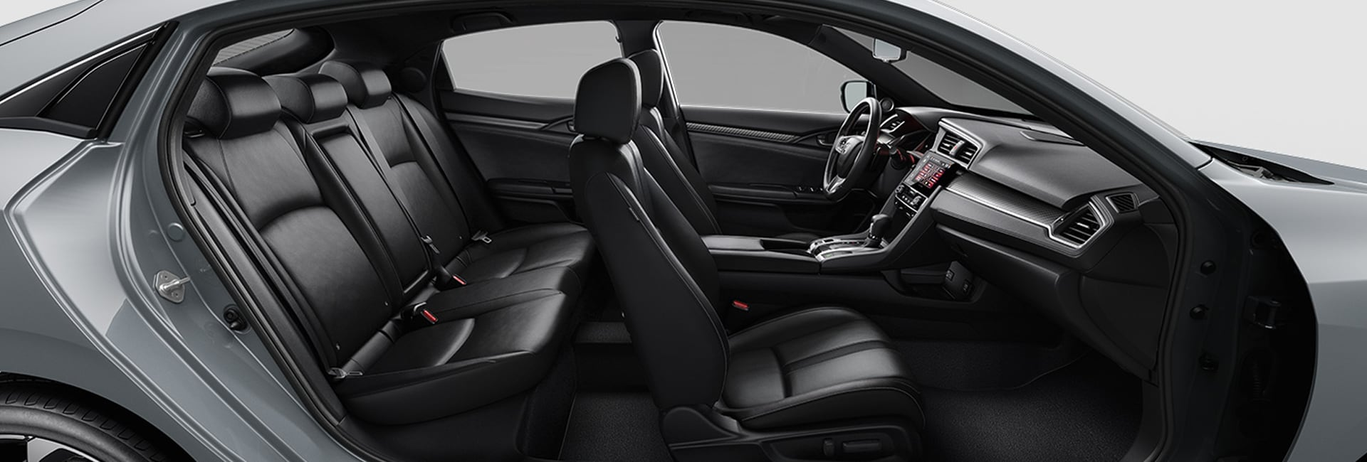 2017 Honda Civic Hatchback Interior Features
