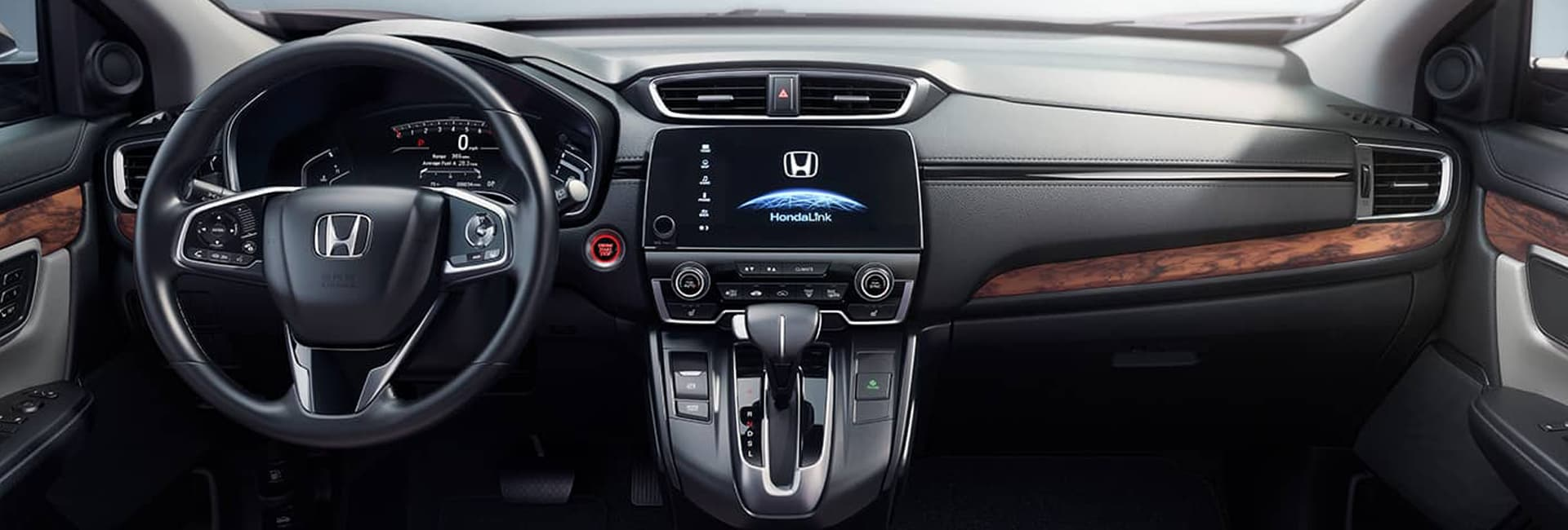 2020 Honda CR-V Hybrid Interior Features