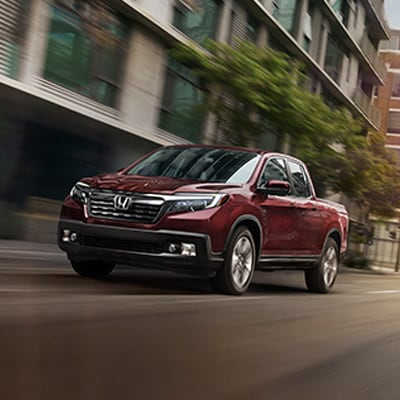 2018 Honda Ridgeline Safety Features