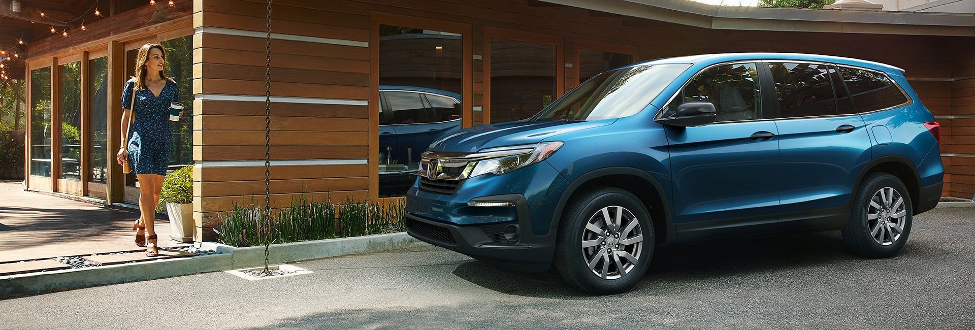 2019 Honda Pilot Exterior Features