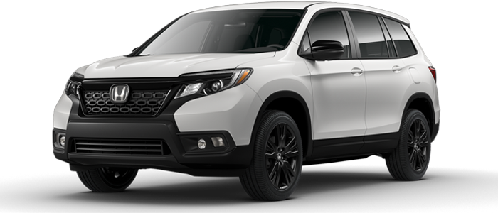 New 2019 Honda Passport at DCH Honda of Temecula