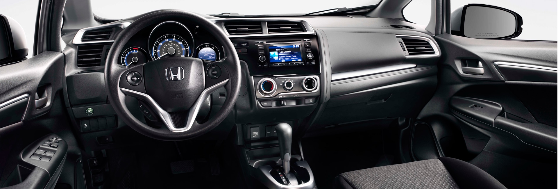 New 2020 Honda Fit Interior Front Seat