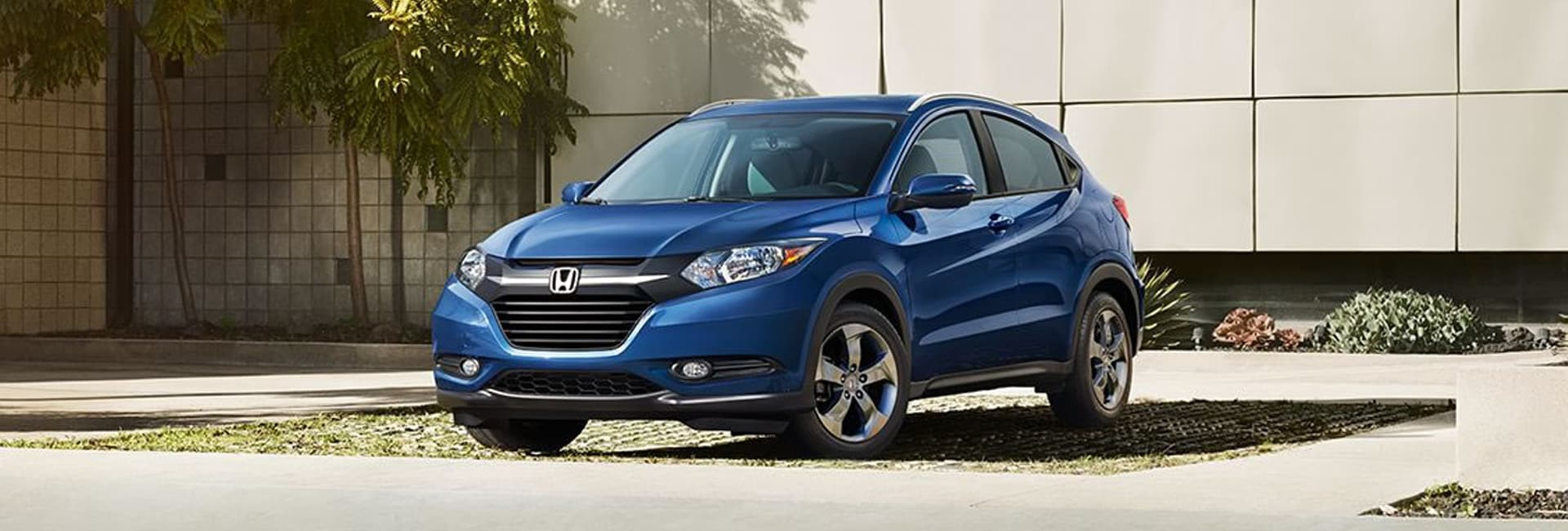 2017 Honda HR-V Exterior Features