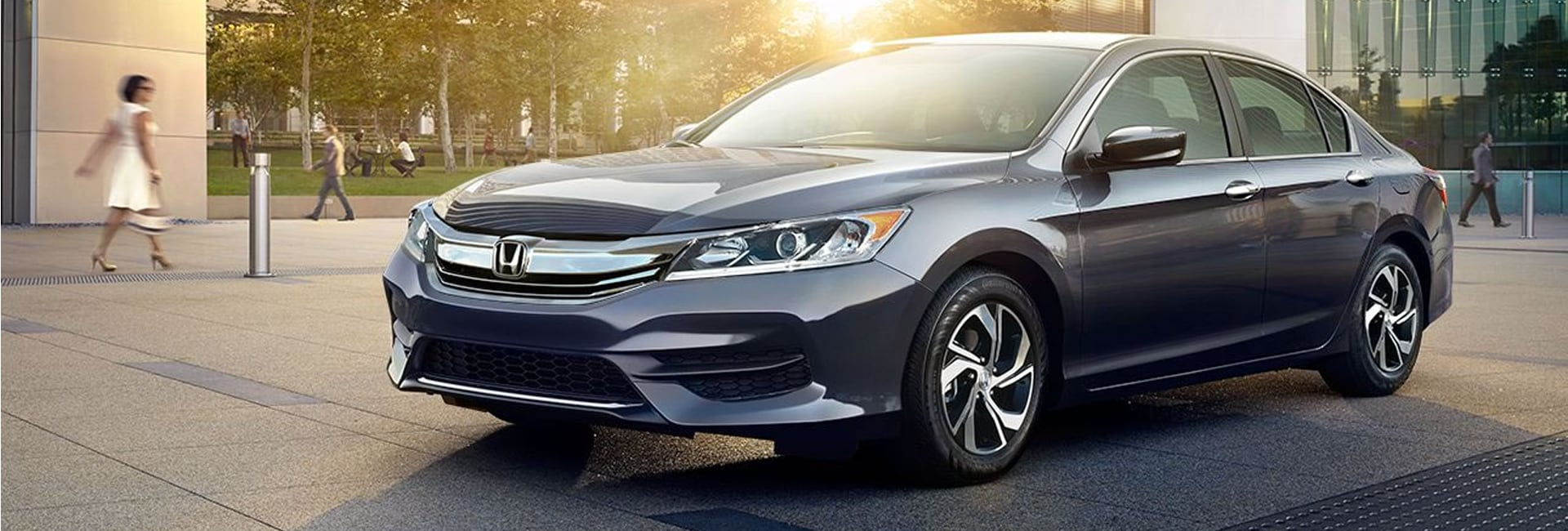 2017 Honda Accord Exterior Features
