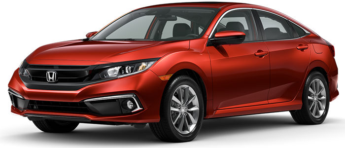 New 2020 Honda Civic at DCH Honda of Temecula