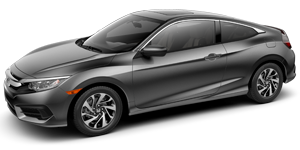 2017 Honda Civic Coupe for sale at DCH Honda of Temecula