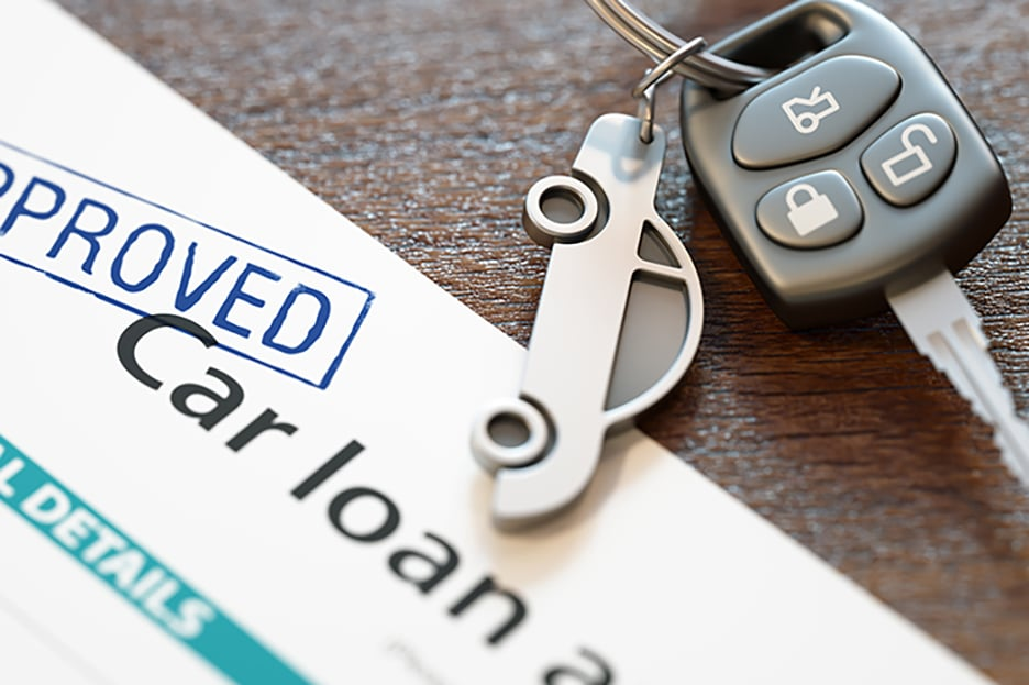 Get pre-approved for a car loan