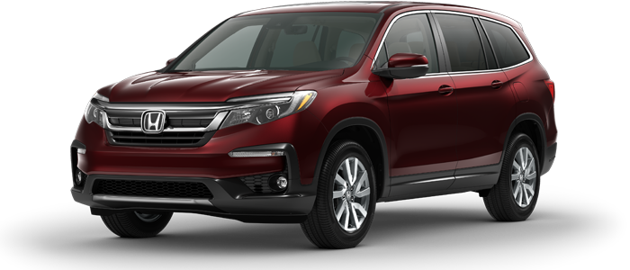 New 2020 Honda  Pilot EX-L at DCH Honda of Temecula