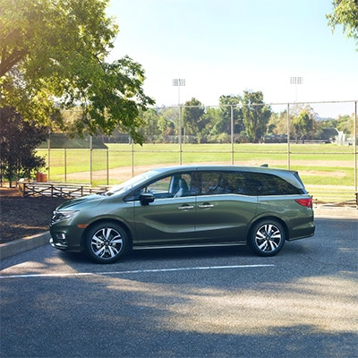 2018 Honda Odyssey Updated Style and Design