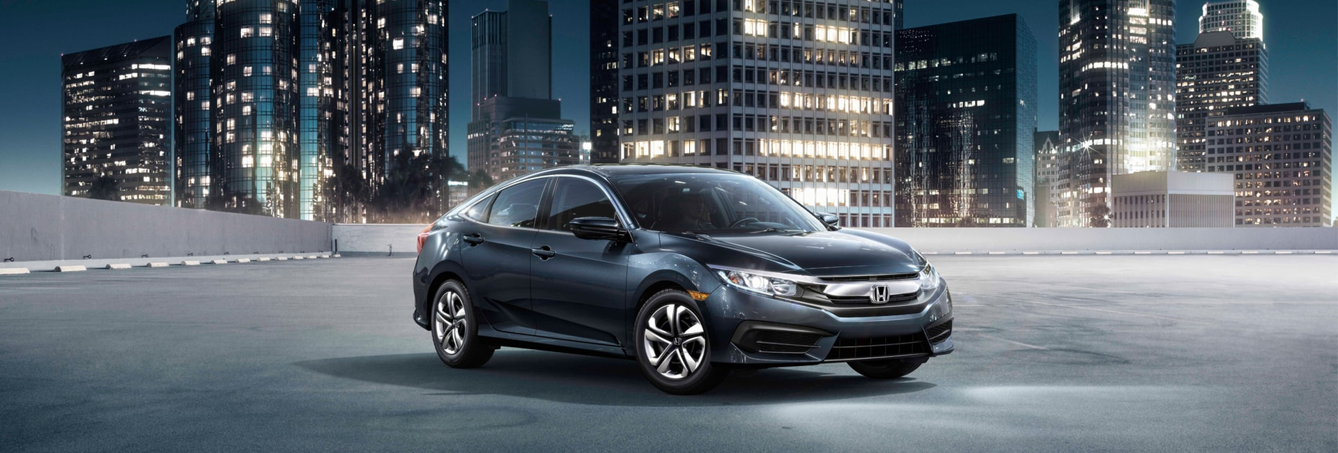 2017 Honda Civic Exterior Features