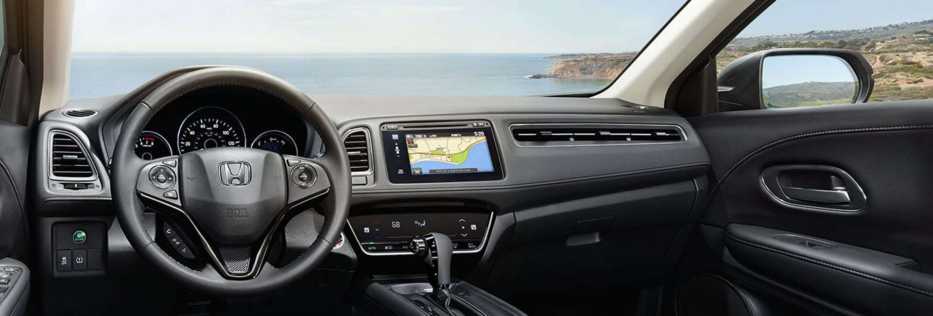 2017 Honda HR-V Interior Features