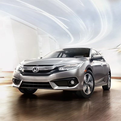 Honda Civic Interior and Exterior Vehicle Features