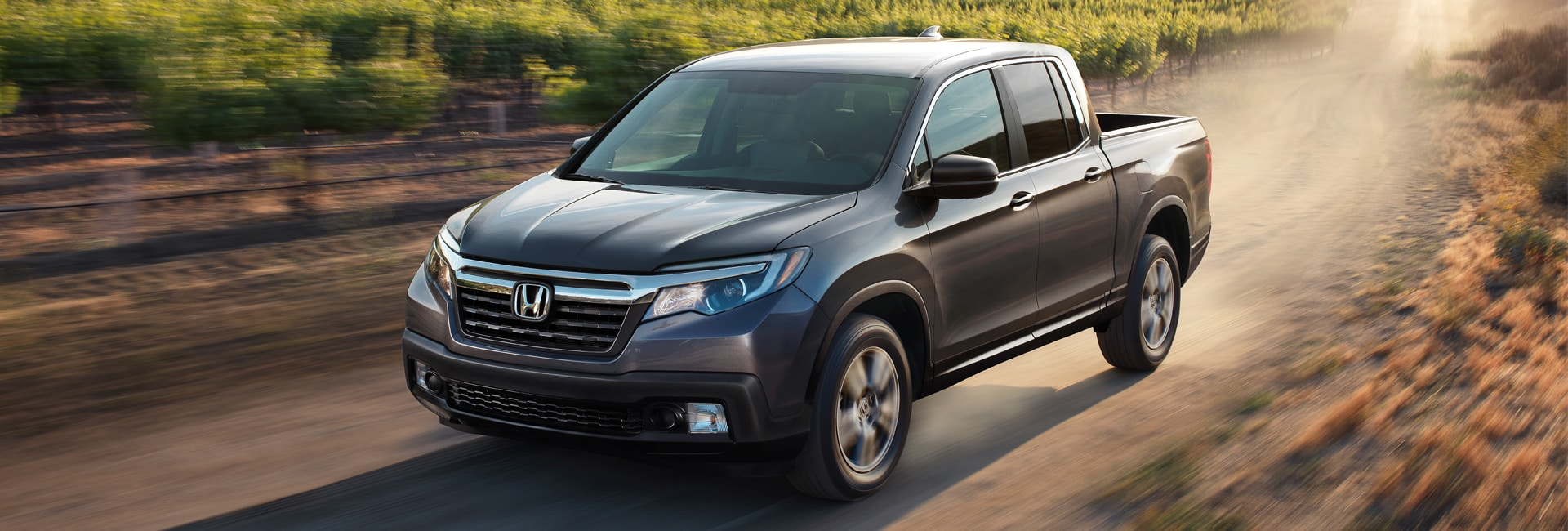 New Honda Ridgeline Exterior Off Road