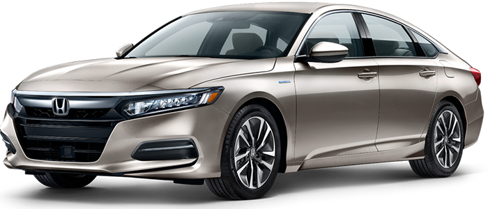 New 2020 Honda Accord Hybrid at DCH Honda of Temecula