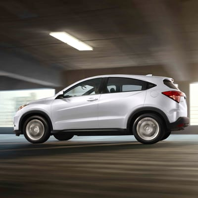 2017 Honda HR-V Style and Design