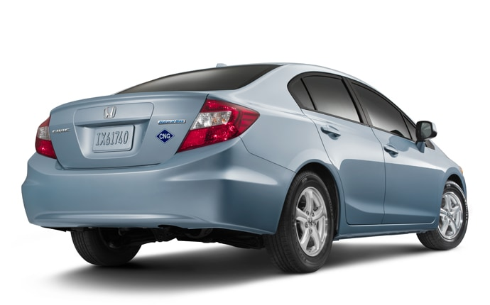 Perfect Standard Equipment On The 2012 Civic ...