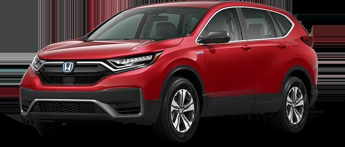 New 2020 Honda CR-V Hybrid at DCH Honda of Temecula