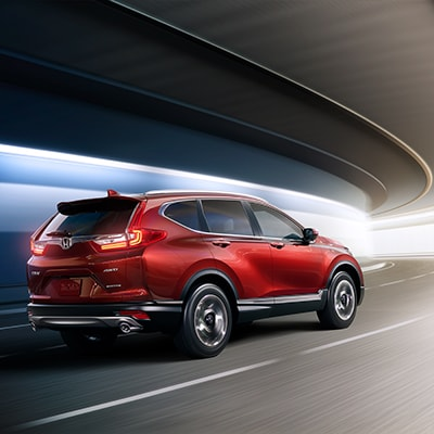 2018 Honda CR-V Rugged and Sophisticated