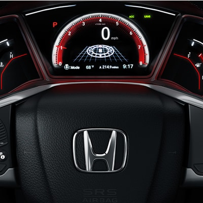 2017 Honda Civic Hatchback Technology