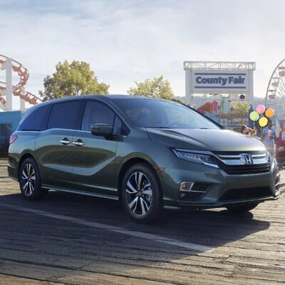 2018 Honda Odyssey redesigned