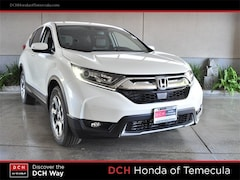 New Honda CR-V 2019 Honda CR-V EX 2WD SUV for sale in Temecula, CA