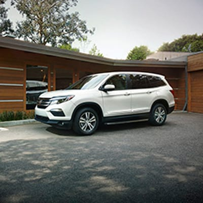 2017 Honda Pilot Safety Features