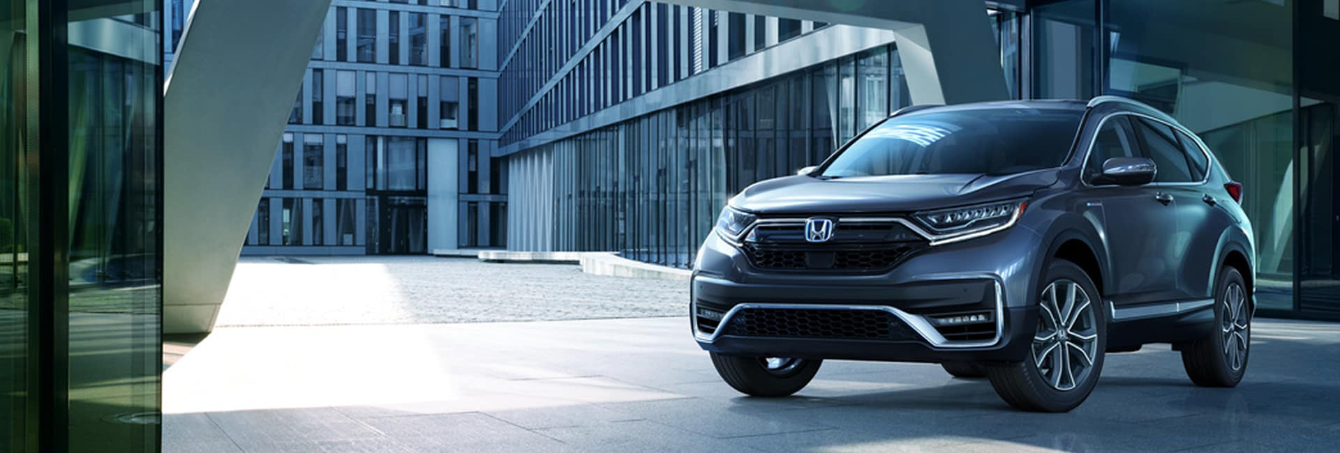 2020 Honda CR-V  Hybrid Exterior Features