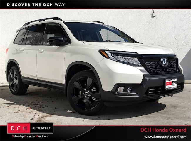New 2019 Honda Passport Elite SUV Oxnard, CA