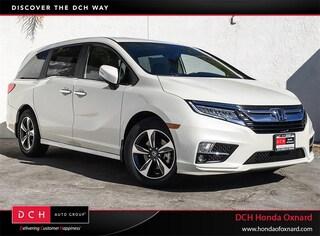 New 2019 Honda Odyssey Touring Van Oxnard, CA
