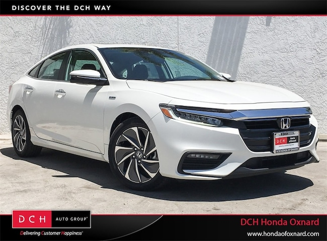 New 2019 Honda Insight Touring Sedan Oxnard, CA
