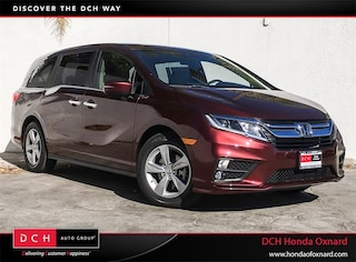 New 2019 Honda Odyssey EX-L Van Oxnard, CA