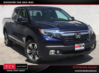 New 2019 Honda Ridgeline RTL Truck Crew Cab