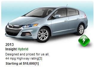 Honda Hybrid Cars >> Honda Hybrid Electric Models In Oxnard Green Cars