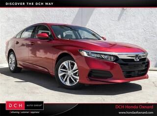 New 2019 Honda Accord LX 1.5T Sedan Oxnard, CA