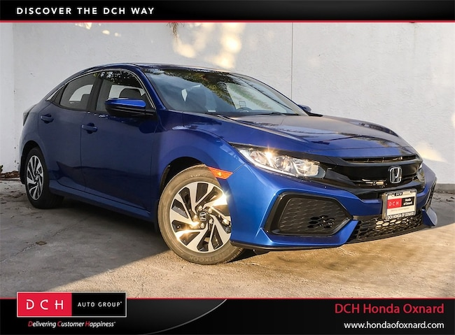 New 2019 Honda Civic LX Hatchback Oxnard, CA