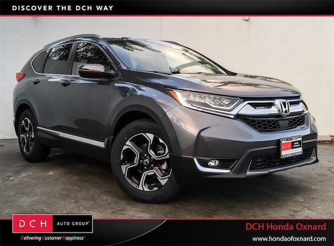 New 2019 Honda CR-V Touring SUV Oxnard, CA