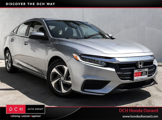 New 2019 Honda Insight EX Sedan Oxnard, CA