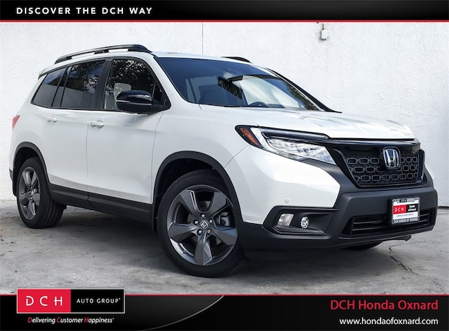 New 2019 Honda Passport Touring SUV Oxnard, CA