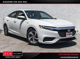 New 2019 Honda Insight EX Sedan Oxnard, CA