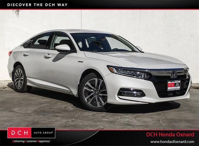 New 2019 Honda Accord Hybrid EX Sedan Oxnard, CA
