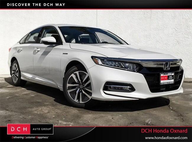 New 2019 Honda Accord Hybrid EX-L Sedan Oxnard, CA