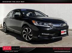 2016 Honda Accord Sedan EX I4 CVT EX