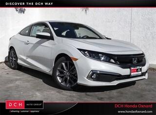 New 2019 Honda Civic EX Coupe Oxnard, CA