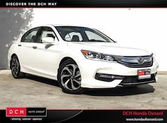 2016 Honda Accord Sedan EX-L I4 CVT EX-L